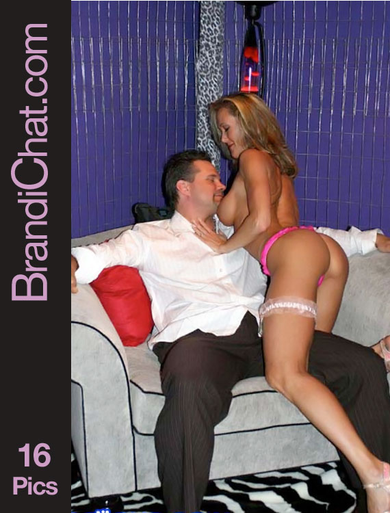 Brandi Love Photos – Private Lap Dance