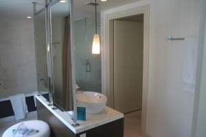 bathroom 001 epic hotel miami 300x200 EPIC Hotel Miami Review