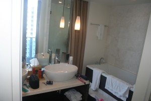 bathroom 003 epic hotel miami 300x200 EPIC Hotel Miami Review