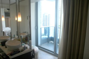 bathroom 004 epic hotel miami 300x200 EPIC Hotel Miami Review
