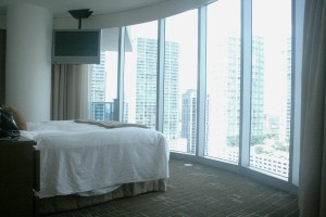 bedroom 002 epic hotel miami 300x200 EPIC Hotel Miami Review